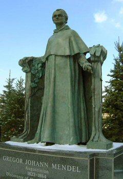 Biografia de Gregor Mendel