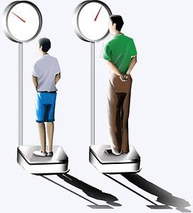 La dieta voglio perdere il peso in 10 kg