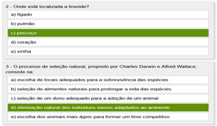 Quiz De Ciencias E Biologia So Biologia